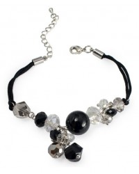 WOW ladies fashion crystal glass necklace