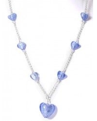 WOW ladies fashion venetian glass necklace