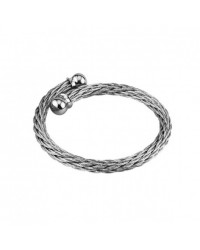 Mens InSpirit stailess steel bangle
