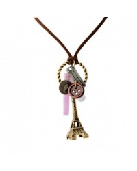 SteamPunk unisex necklace Paris