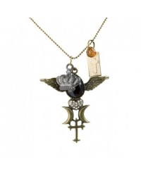 SteamPunk unisex necklace RoyalWings